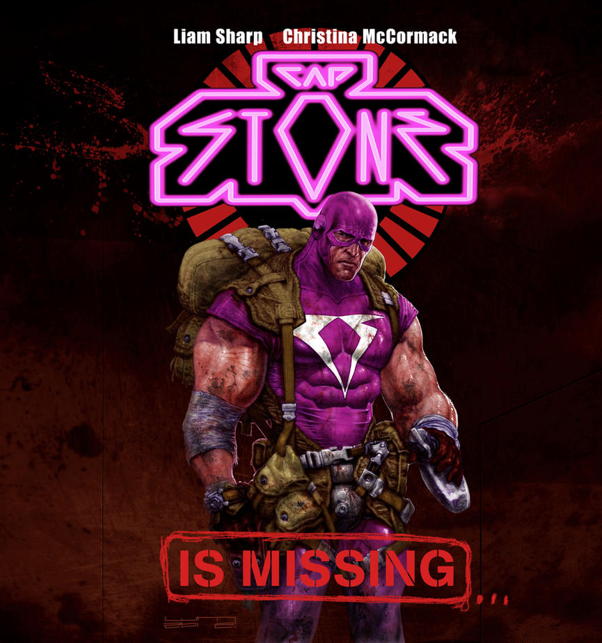 CAPTAIN STONE IS MISSING... by LiamSharp