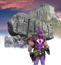 Alternative Cap Stone cover by LiamSharp