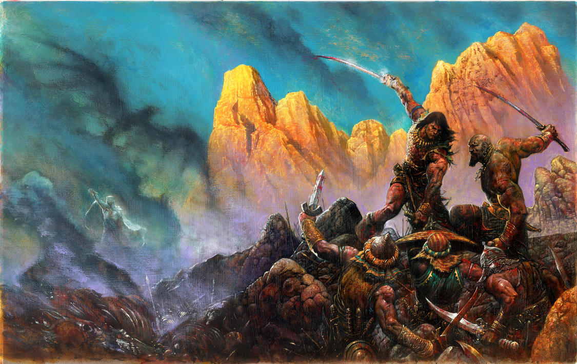 Conan Black Col...