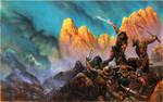 Conan Black Colossus RPG game cover