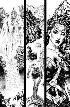 Wonder Woman #1 pg.1