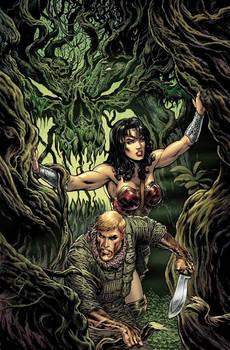 Wonder Woman #5 cover