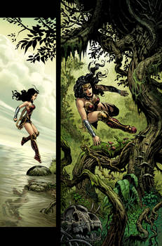 Wonder Woman issue 1 page 3
