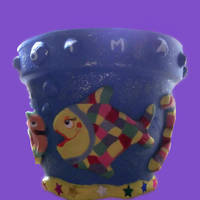 Fish Pot (3D design)