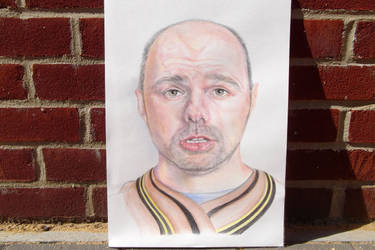 Karl Pilkington - Work In Progress - stage 2