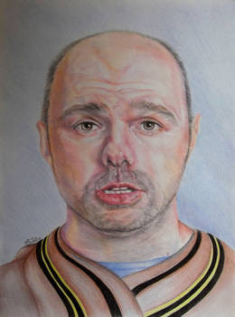 Karl Pilkington - Final Piece