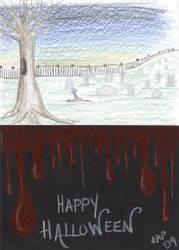 Halloween Doodle #1