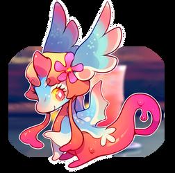 Blushing Dragon