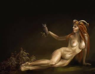 Lilith by DannyAlinn