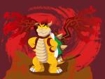 Mega Dragon Bowser