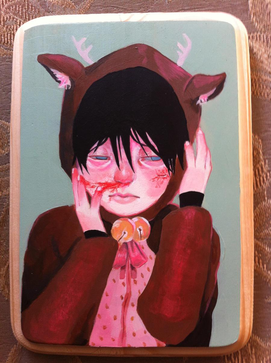 Rudolph by YESEG92