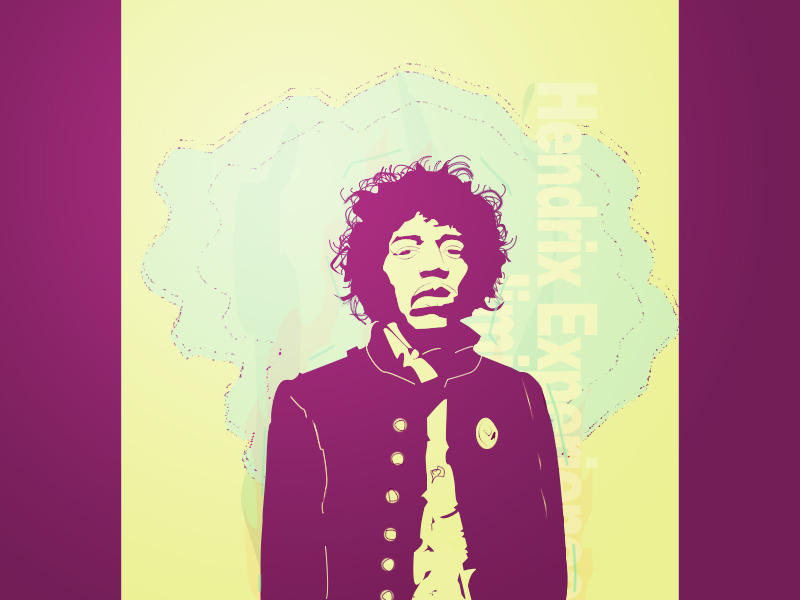 hendrix by jspsfx