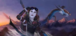 Black Thorn Dragon Riders.