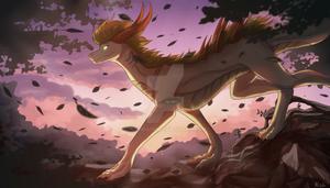 Astar dragon