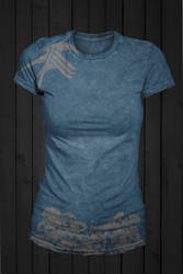 Skullz Shirt by karatealive