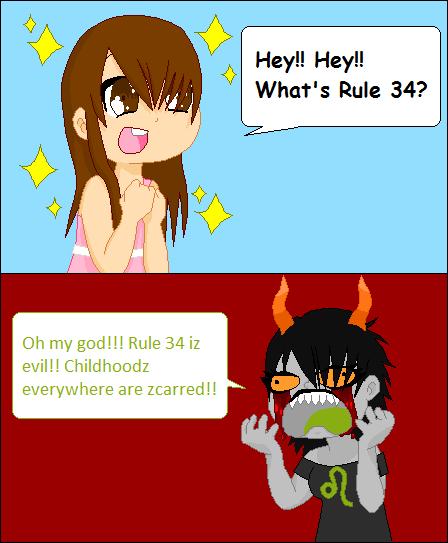 rule 34 art