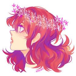 Flower Girl by Nemuharu