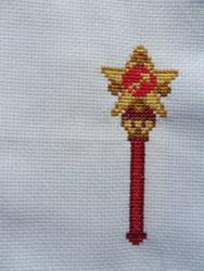 Sailor Stars Mars Pen