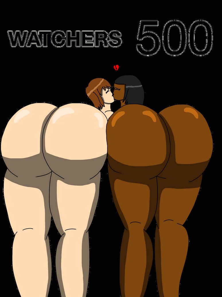 Thank You 500 Watchers! by Boman100