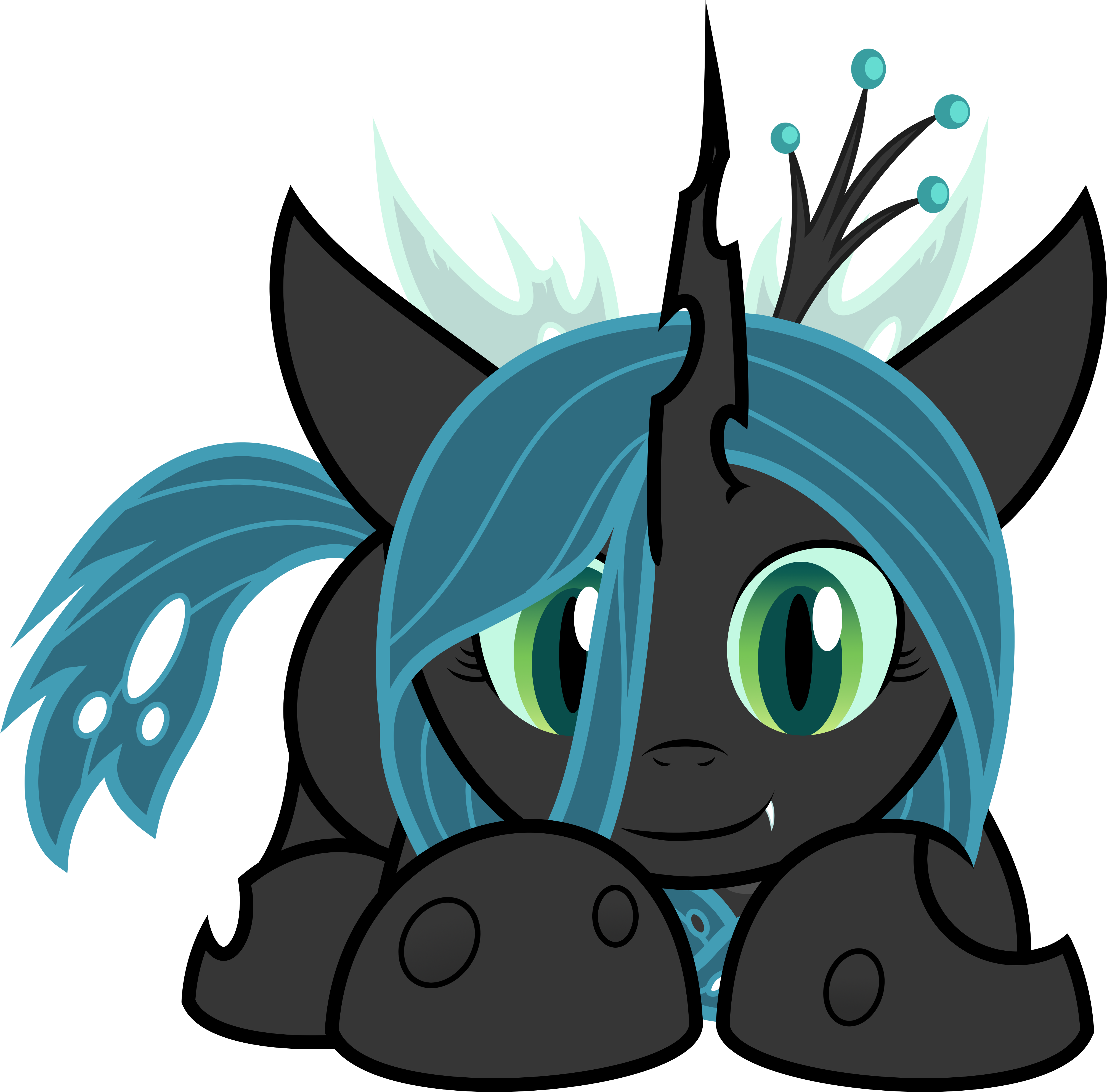 Mlp Chrysalis Filly | www.imgkid.com - The Image Kid Has It!