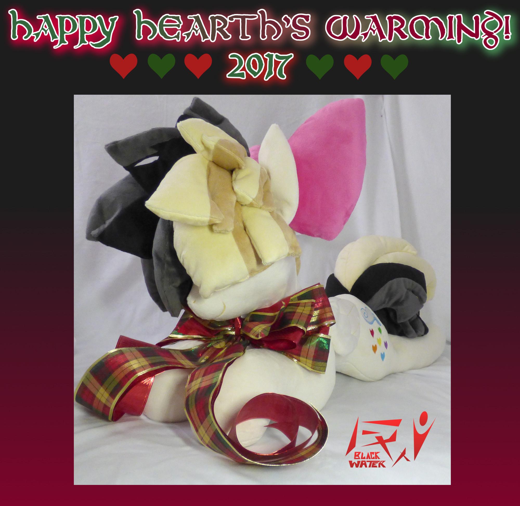 Happy Hearth's Warming 2017: Songbird Serenade by BlackWater627