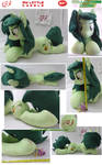 My Little Cuddle: Wallflower Blush (EG Pony)