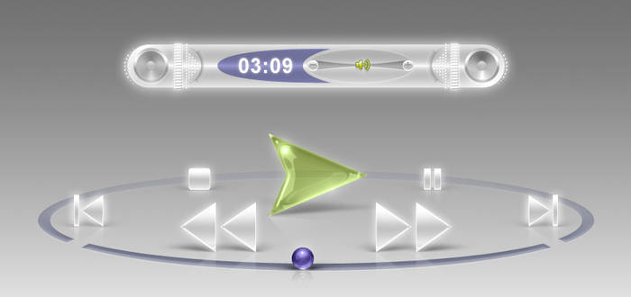 3D Simple Player
