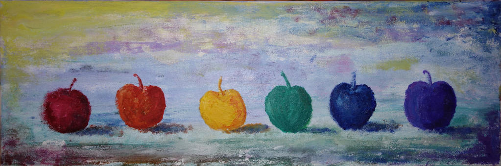 Apples in the name of love by LesleyHammond