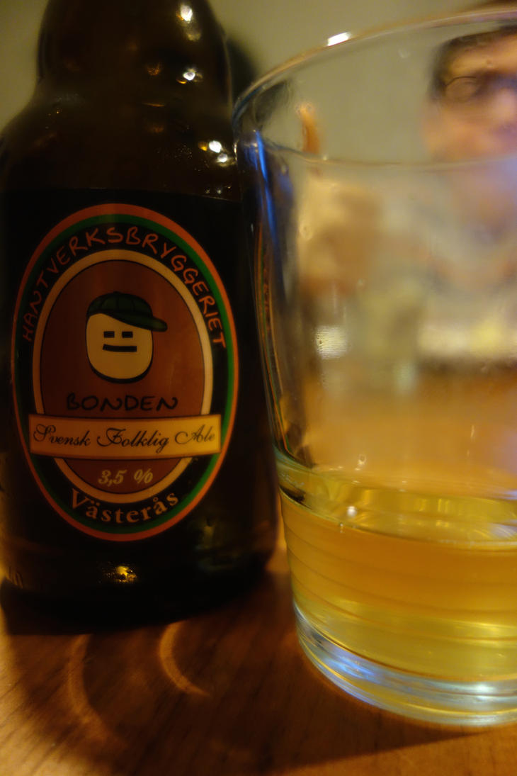 Bonden svensk folklig ale by LesleyHammond