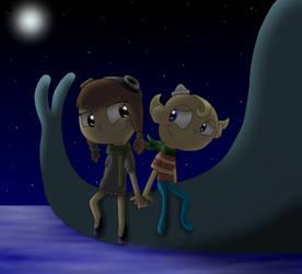 Flapjack and Sally