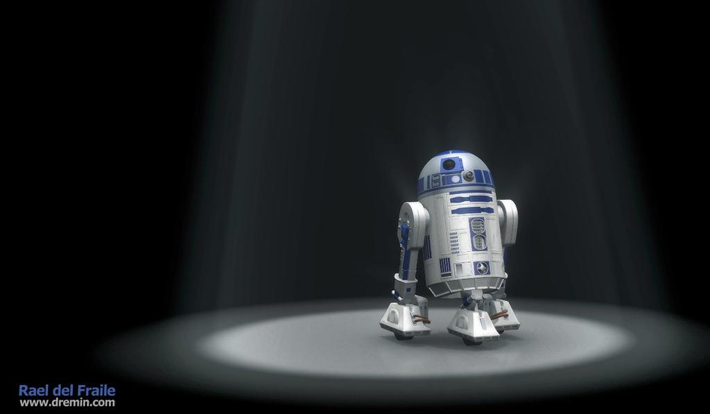 R2-D2 by Dremin