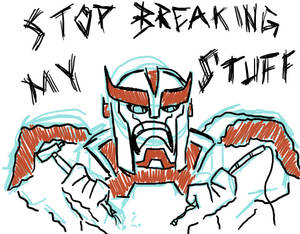 Angry Ratchet