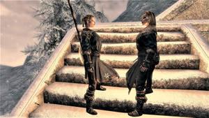 Dibellan Prelude VIII: Up the mountain path