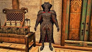 Raxle Berne's Armor-Gift from Lengil, her sister