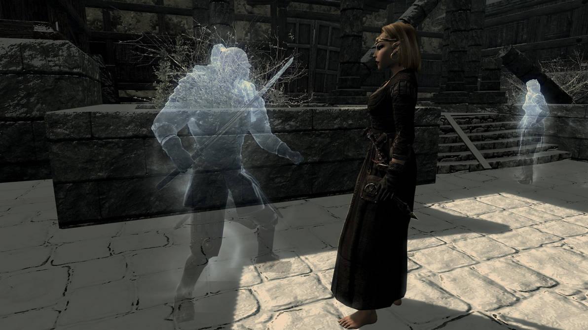 Raaslans Ghost As Hot Tempered As Always By Femalebosmeralways On