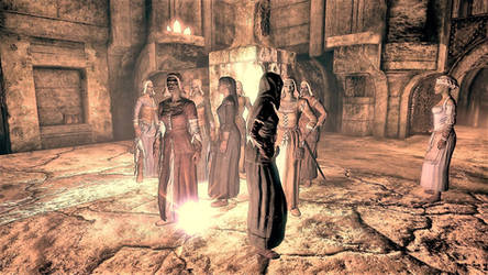Garlas Ture Gathering: Orc Midwives, Cook, Guards