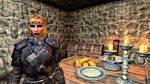 Gray Fox's Den by FemaleBosmerAlways
