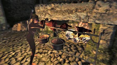 Fort Cuptor: Warm Heart, Warm Hearth by FemaleBosmerAlways