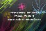 Photoshop Brushes Mega Pack 4