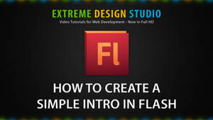 How to Create a Simple Intro in Flash by eds-danny