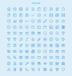 Ultimate Mega Pack of 450 Vector Outlined Icons