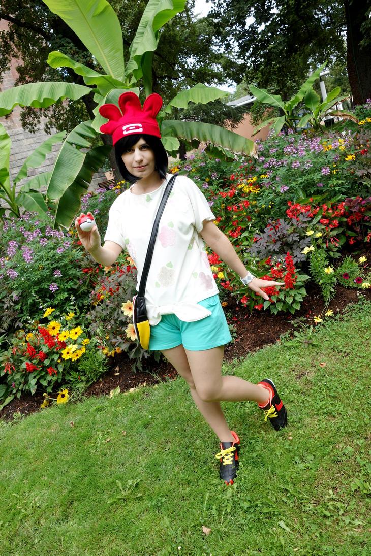 Pokemon Trainer Sun - Moon by Sayane68