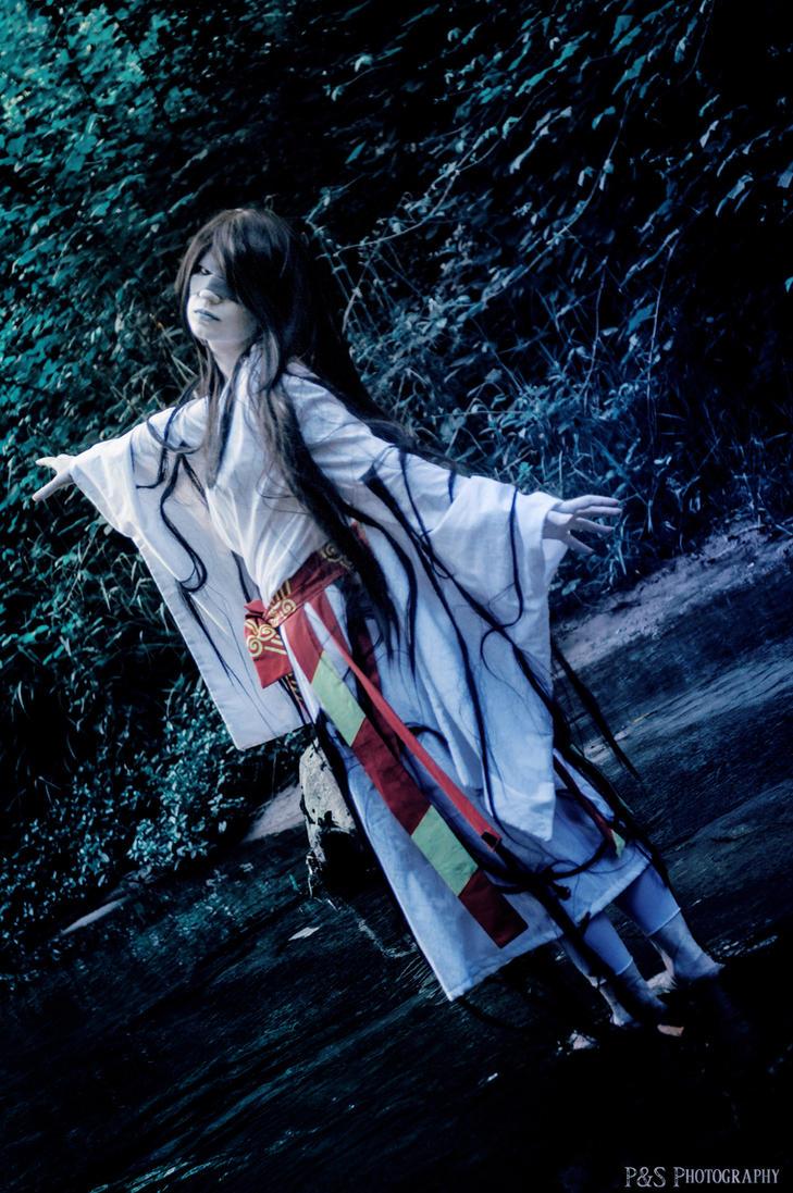 Ghost - Fatal Frame 5 by Sayane68 on DeviantArt