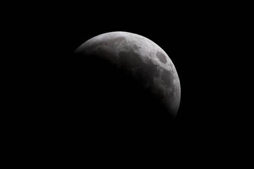 Winter Solstice Eclipse IV