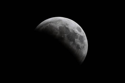 Winter Solstice Eclipse III