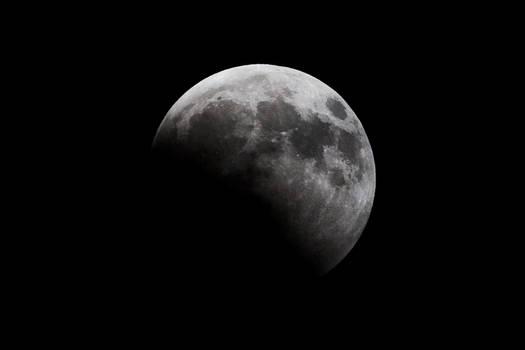 Winter Solstice Eclipse II