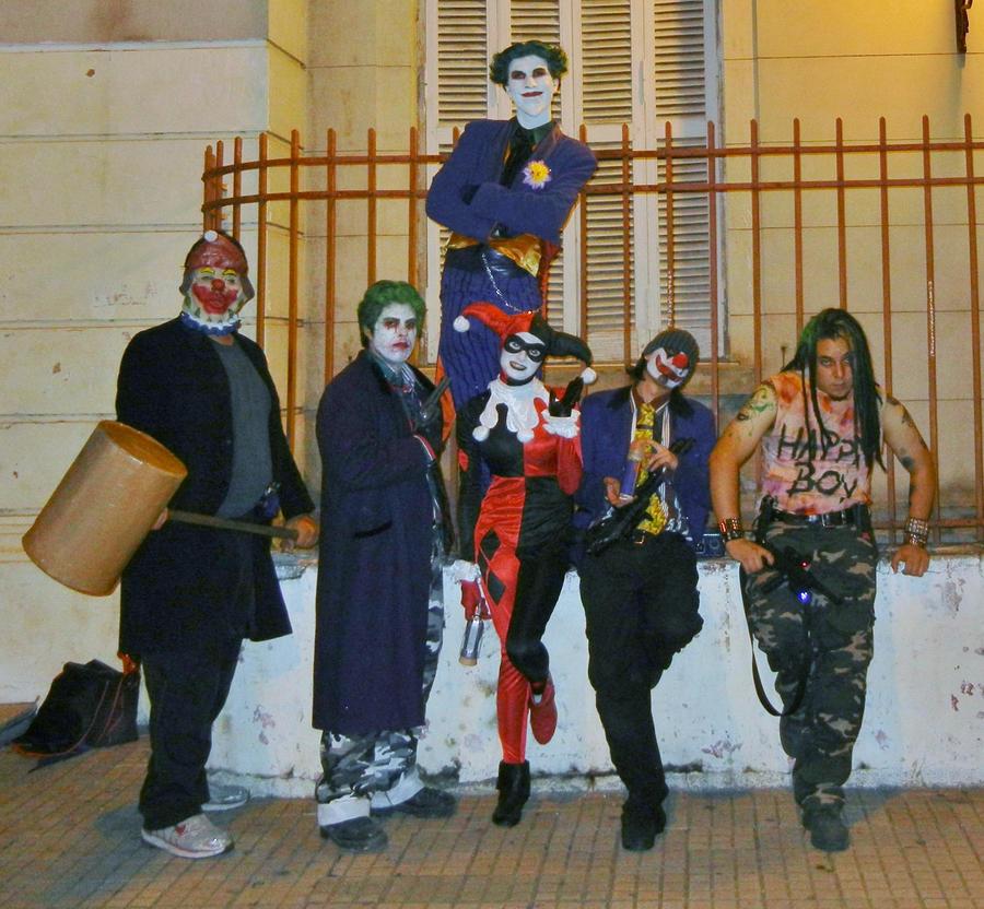 Joker III by AlexWorks
