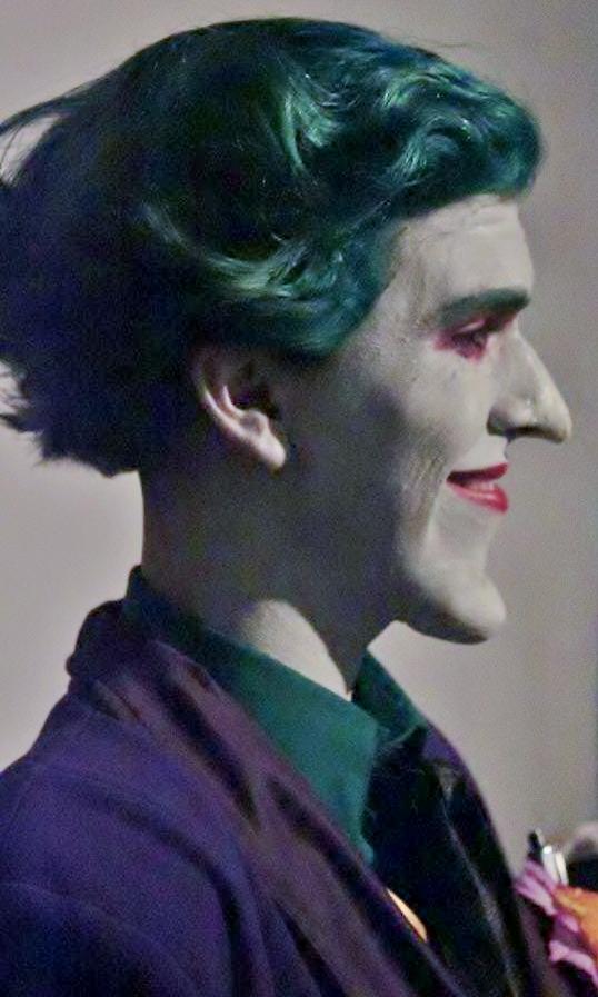 Joker Profile by AlexWorks