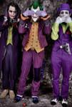 Joker Arkham Asylum Cosplay III