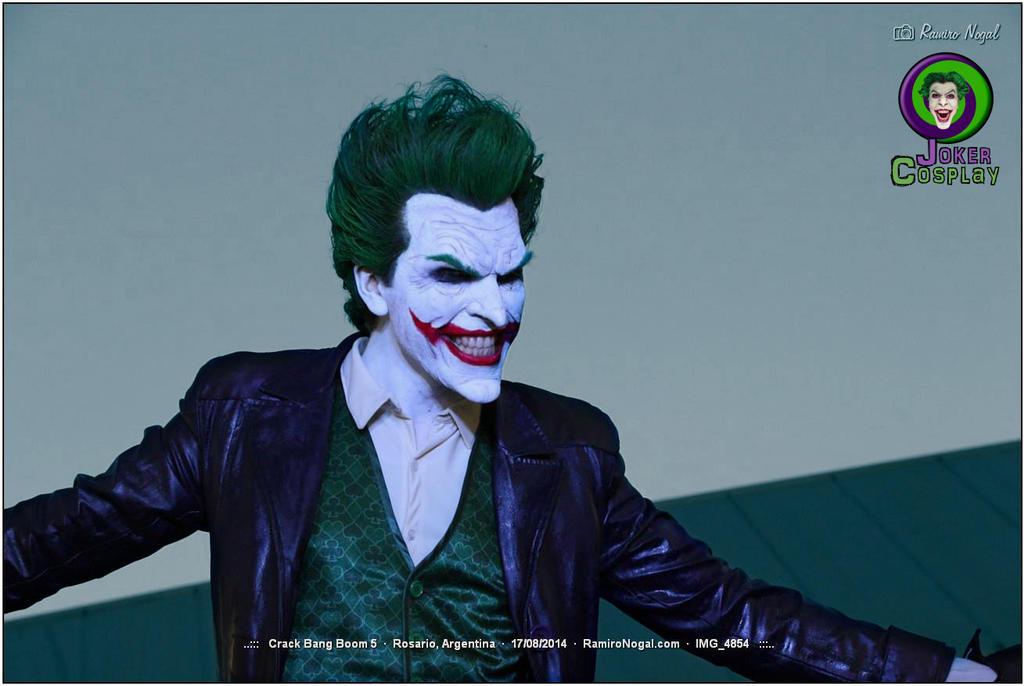Arkham origins joker cosplay by alexworks on deviantart arkham origins joker cosplay by alexworks voltagebd Image collections